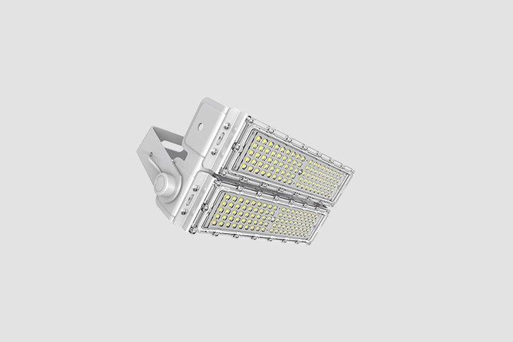 Proiettore LED 100W 120W per impianti sportivi