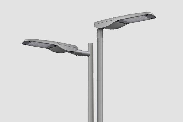 Armatura Stradale a LED 180w Serie SLG