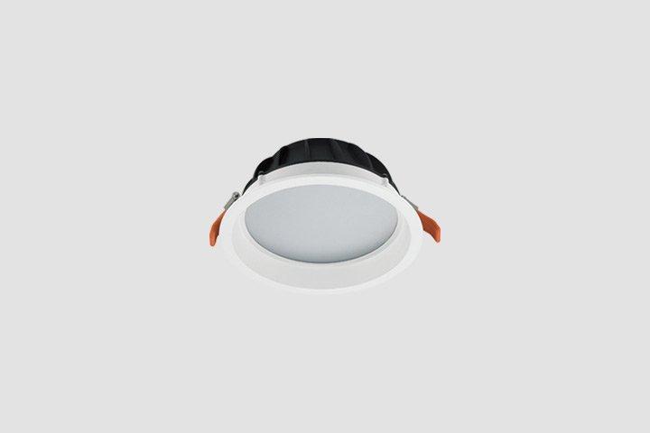 Faretto da incasso LED 10W Serie DLT