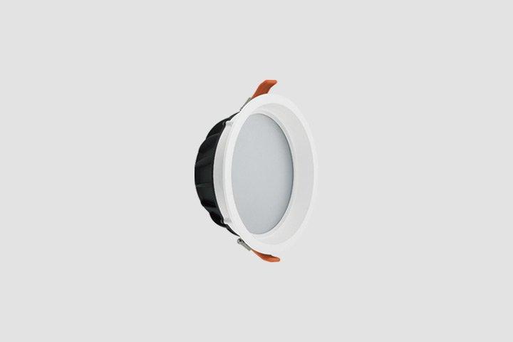 Faretto da incasso LED 7W Serie DLT