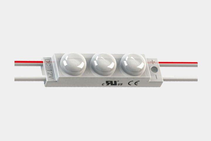 Mini modulo 3 LED 2835
