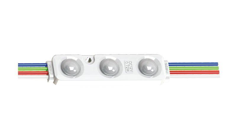 Modulo 3 LED RGB