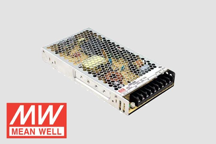 Alimentatore Mean Well LRS-200